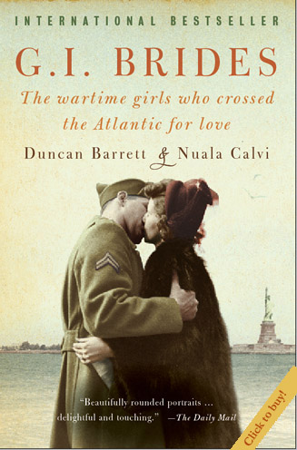 Book cover for G.I. Brides